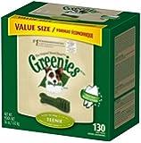Greenies Dental Chews Value Size Tub 130ct 36oz Teenie