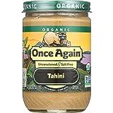 Once Again Seasame Tahini - 16 Ounce