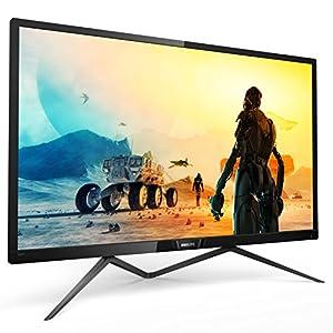 "Philips 276E8FJAB 27"" Class IPS Slim LED Monitor, 2560 x 1440, 350cd/m2, 4ms, Speakers, VGA, DisplayPort, HDMI 13"
