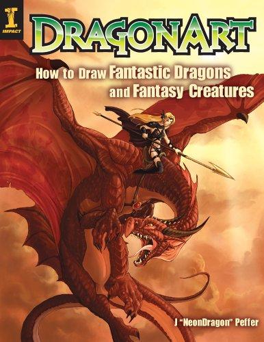 DragonArt (Neon Dragon)