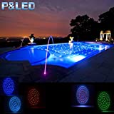 P&LED 120V,35W Color Changing Replacement