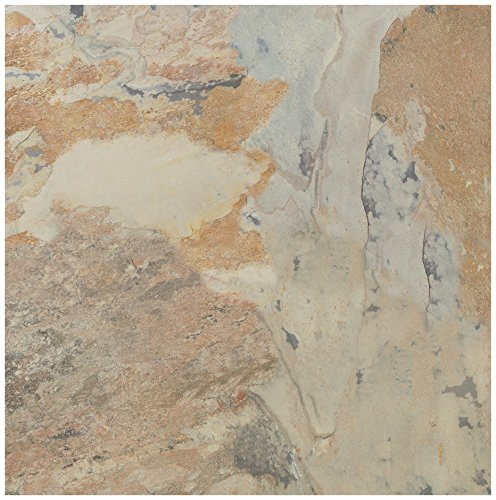 Dal-Tile S77216161P Slate Tile Autumn Mist Natural Cleft 12 x 24 -  Daltile