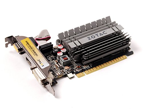 ZOTAC GeForce GT 730 Zone Edition 4GB DDR3 PCI Express 2.0 x16 (x8 lanes) Graphics Card (ZT-71115-20L) by ZOTAC (Image #2)
