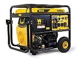WEN Gas Powered VmYJEY Portable Electric Start Generator, 13000 Watt (2 Units)