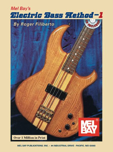 Mel Bay's Electric Bass Method, Vol. - Mel Bay Bass