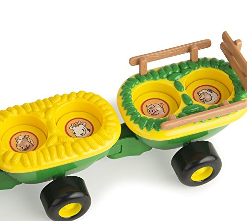 TOMY John Deere Animal Sounds Hayride by TOMY (Image #5)
