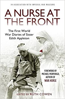 Book A Nurse at the Front: The First World War Diaries of Sister Edith Appleton of unknown on 31 January 2013