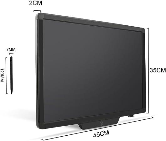Tablero de Dibujo LCD de 20 Pulgadas Tablero de Escritura para niños Dibujo Infantil Educación temprana Tablero de Dibujo electrónico: Amazon.es: Electrónica