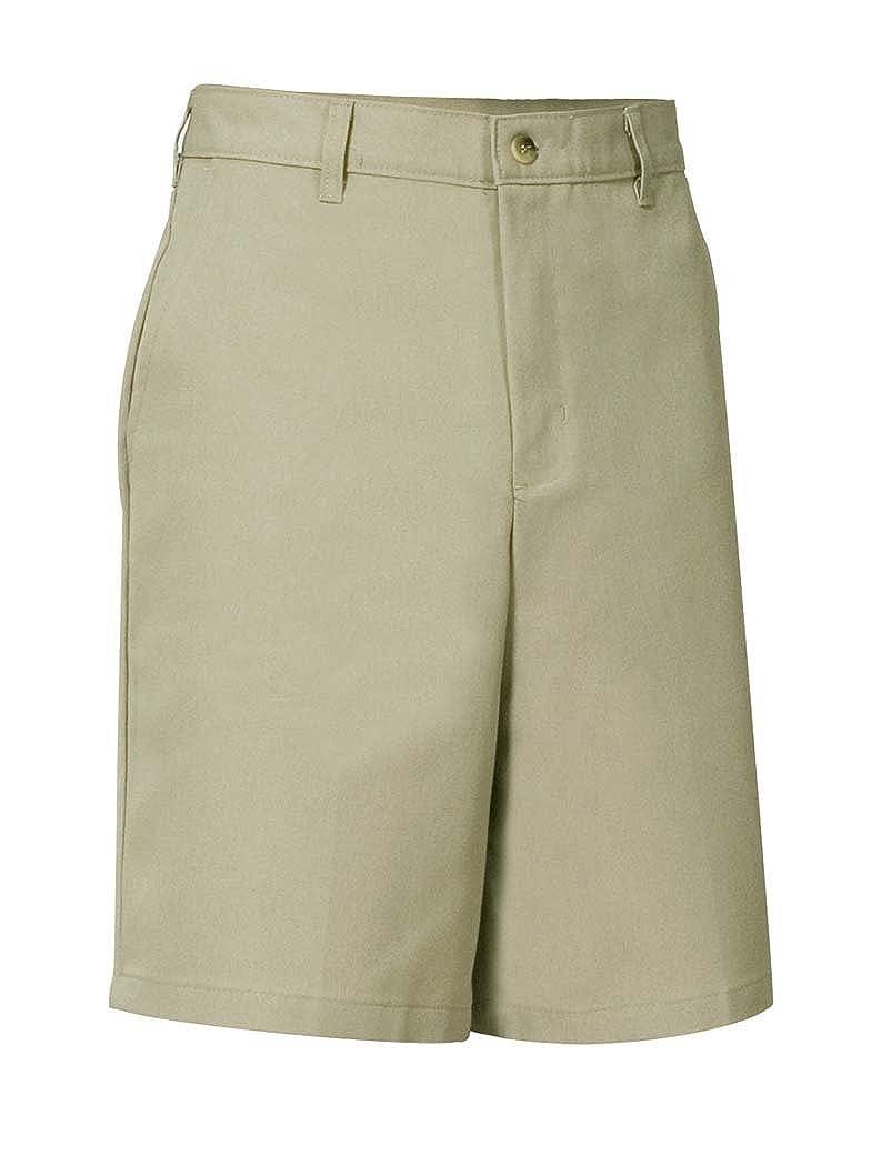 A Boys Flat Front School Uniform Short 7099R