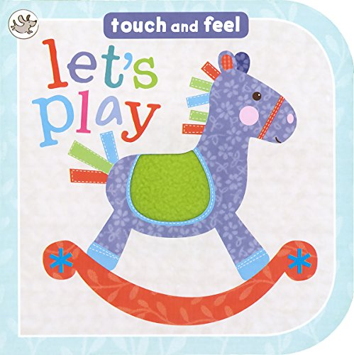 Rocking Horse Bears (Let's Play (Little Learners) (Touch and Feel))