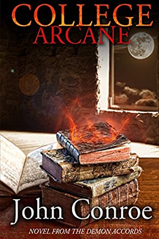 book cover of College Arcane