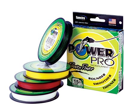Power Pro Spectra - 300 yd. Spool - 40 lb. - Green
