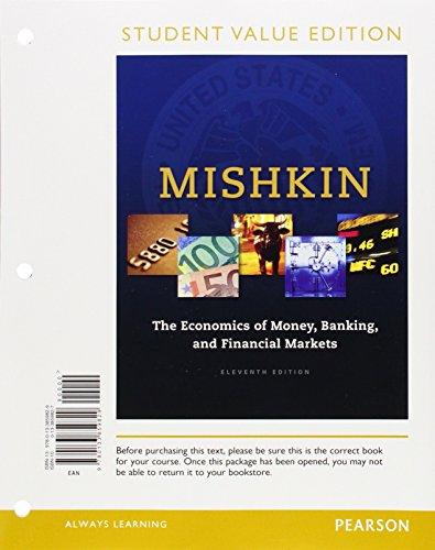 Econ.Of Money,Banking+Finan...(Loose)