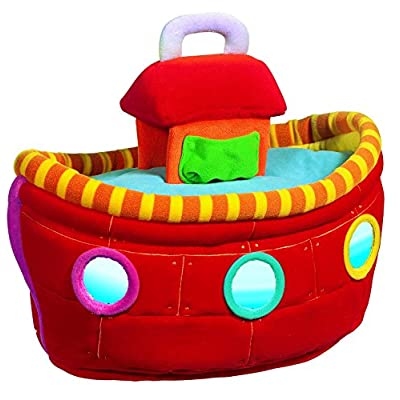 Lilliputiens, Noah's Ark : Baby Touch And Feel Toys : Baby