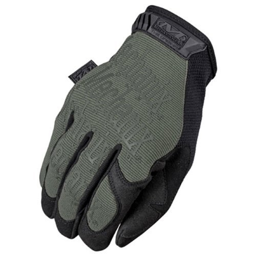Mechanix Wear MPT-76-009 M-Pact Series Glove, Medium, Foliage Green by Mechanix Wear (Mechanix Glove Foliage)