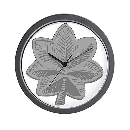 CafePress - USAF-Ltcol-Silver - Unique Decorative 10' Wall Clock