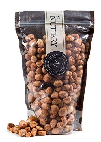 The Nuttery Toffee Coated Peanuts-16 ounce Pouch Bags