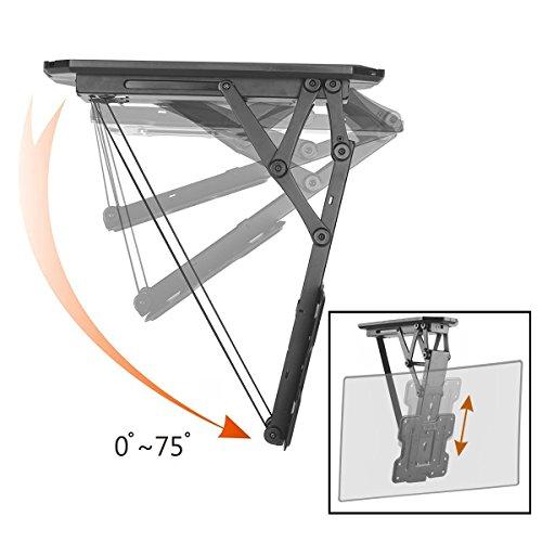 Motorized Ceiling Mount (Boost TV Mounts (CM-2355M Motorized Flip Down TV Ceiling Mount))