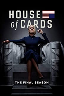 Book Cover: House of Cards - Season 06