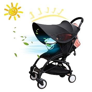 Toldo de Carro de Bebé Visera Parasol Universal para ...