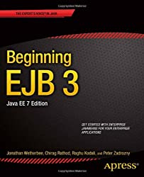 Beginning EJB 3, Java EE, 7 Edition: Java EE 7 Edition