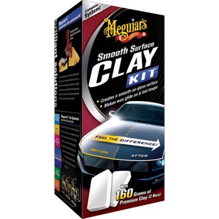 meguiars clay bar kit - 4