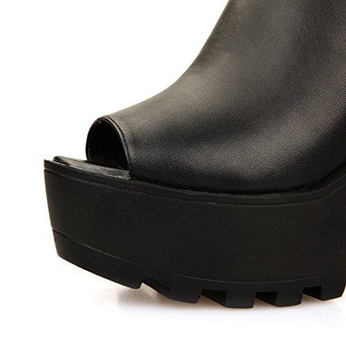 Noir Sandales pour femme 1TO9 Sandales 1TO9 TqXB8B