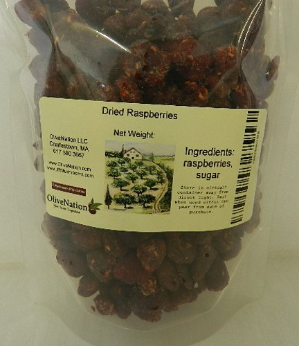 Dried Raspberry 16 oz by OliveNation by OliveNation (Image #1)