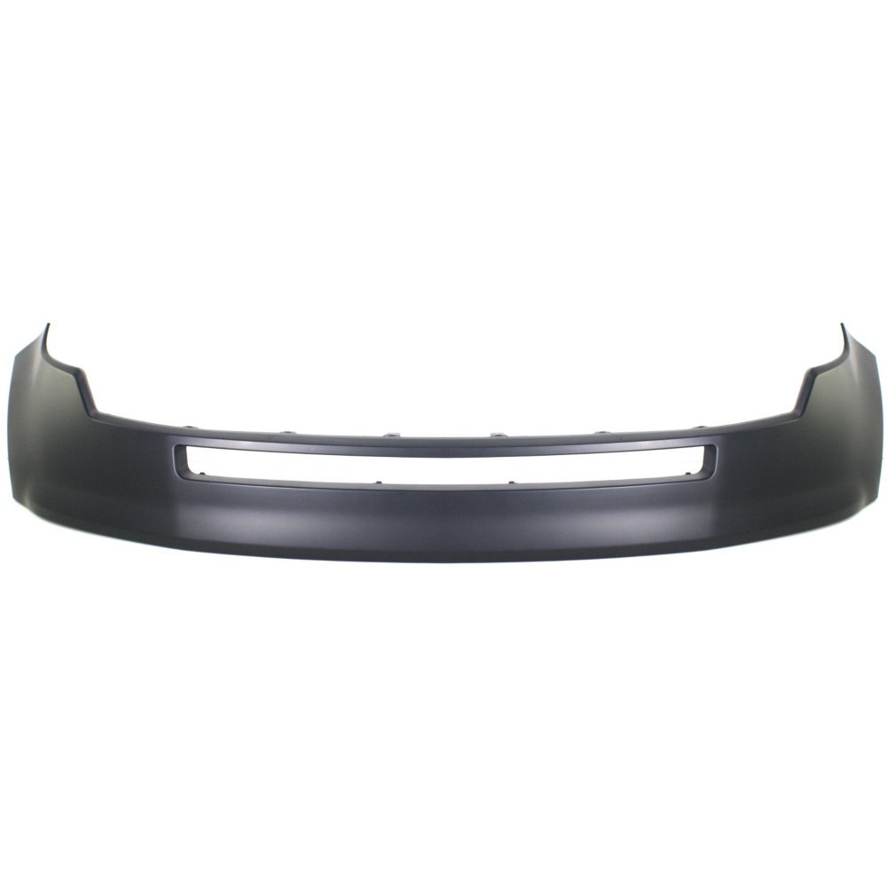 Perfit Liner Front Gray Primed Bumper Cover For Benz W163 ML Class ML320 ML350 ML430 ML500 Without Sport Package Parktronic Without Headlamp Washer With Rectangular Fog Lamp Fit MB1000162 1638804570