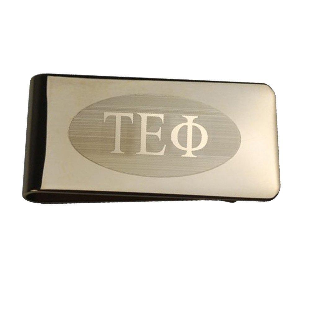 Tau Epsilon Phi Gold Plated Money Clips