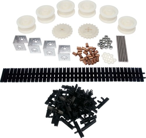 Pitsco TETRIX Tank Tread Kit (Conveyor Kit)