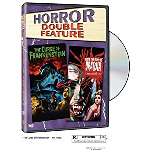 The Curse of Frankenstein / Taste the Blood of Dracula (1970)