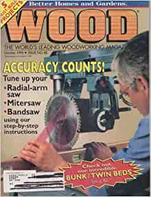 Better Homes And Gardens Wood Craft Magazine 5 Must Build
