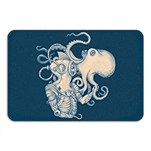 51EO27%2BaClL._SS300_ 50+ Octopus Rugs and Octopus Area Rugs For 2020