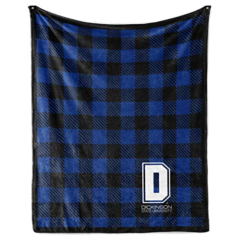(Venley NCAA Dixie State Trailblazers Unisex Official NCAA Dixie State Trailblazers - Fleece Blanket - 30X40Official NCAA Dixie State Trailblazers - Fleece Blanket - 30X40, Multicolor, 30