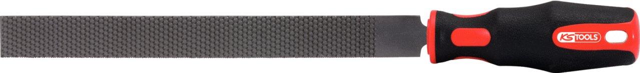 250mm Form A KS Tools 157.0626 Flachstumpf-Raspel Hieb1