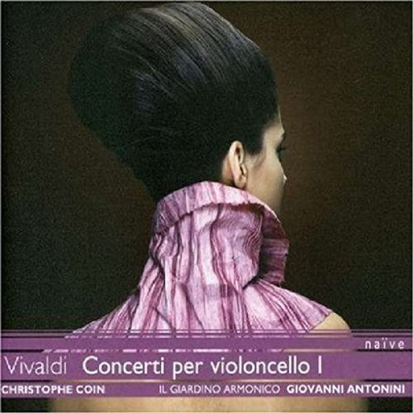 Vivaldi Concerti Per Violoncello I Vivaldi Edition By Christophe Coin Music Cd Amazon Com Music