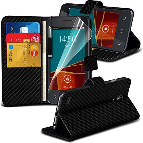 onx3r-black-carbon-fiber-wallet-vodafone-smart-prime-6-case-carbon-fiber-pu-leather-wallet-flip-with
