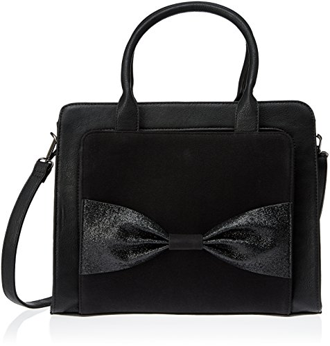 Noir black Boukat Sac Shopper Porte Lollipops Femme Epaule w0Z6qY0Tx