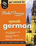 Michel Thomas Method™ German Get Started Kit, 2-CD Program (Michel Thomas Series)