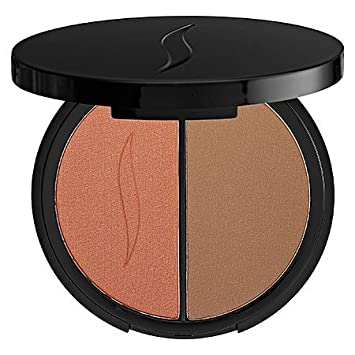 SEPHORA COLLECTION Silk Blush Bronzer Duo Argentinean Duo Bronze The Night Away 2 x 0.21 oz