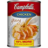 #2: Campbell's Gravy Chicken, 13.8 Ounce (Pack of 12)