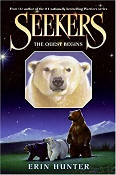 Seekers #1: The Quest Begins by [Hunter, Erin]