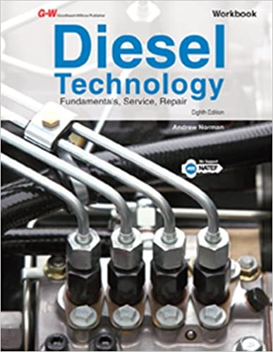 "Diesel Technology Eighth Edition by John ""Drew"" Corinchock , Andrew Norman  PDF Download"
