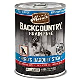 Merrick Backcountry Hero's Banquet Wet Dog Food, 1...