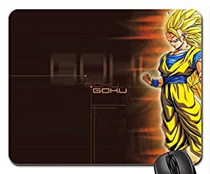 Dragon Ball Z Goku 3 Mouse Pad, Mousepad (10.2 x 8.3 x 0.12 inches) by ruishername