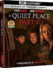 Quiet Place Part Ii (4K Ultra Hd) [Blu-ray]