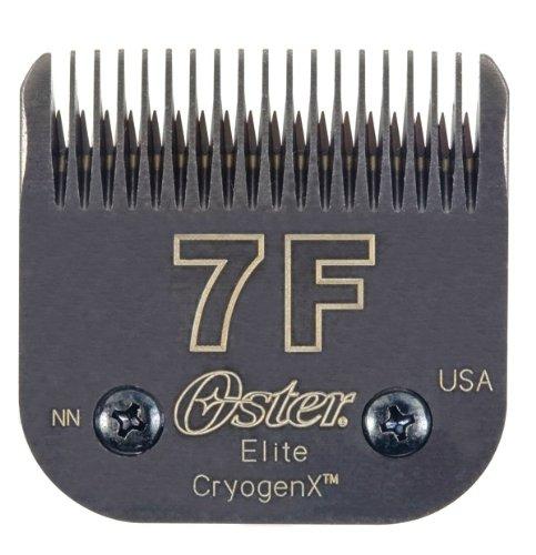 Oster Cryogen-X Elite Blade Size 7F, My Pet Supplies
