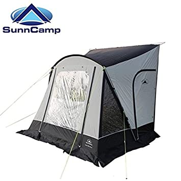 Sunncamp Swift 260 Deluxe Lightweight Caravan Porch Awning Grey