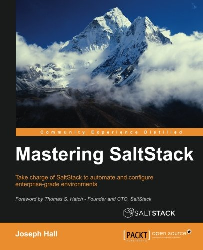 Mastering SaltStack pdf epub